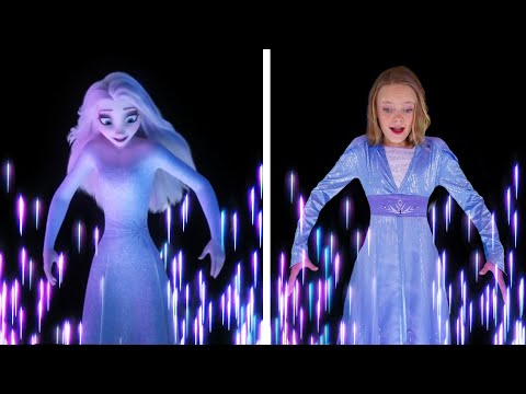 Show Yourself! Frozen 2 Elsa Song (Cover)