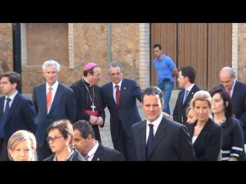 (HD)1ª PARTE TE DEUM EN FITERO ( NAVARRA ) POR EL VENERABLE JUAN DE PALAFOX