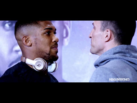 Heavyweight Warriors Clash In A Historic Title Fight (HBO Boxing)