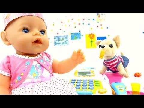 Игры для девочек: Куклы БЕБИ БОН и ПРАЗДНИК! Маша Капуки Капуки видео для детей
