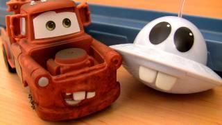 Cars Toon Unidentified Flying Mater Track thumbnail