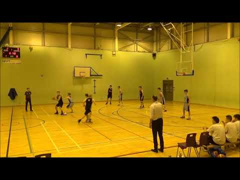 West Lothian Wolves vs Perth Phoenix Juniors 1st Qtr