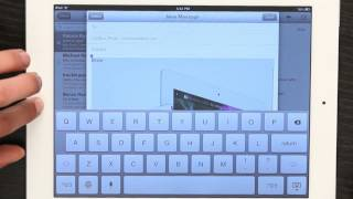 Gambar cover Adding a PNG Signature to the Apple iPad : Tech Yeah!
