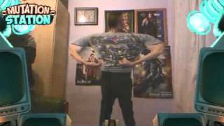 Kinect Fun Labs: Mutation Station | Episode 4 | (06-11-2011)