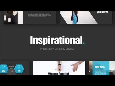inspirational keynote template free gift youtube