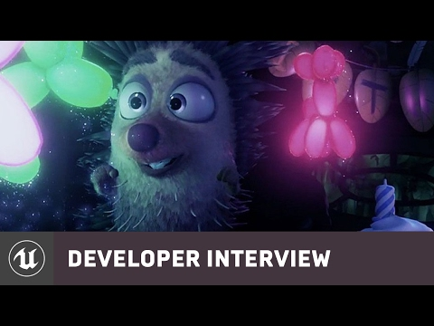 Henry by Oculus Story Studio | Developer Interview | Unreal Engine