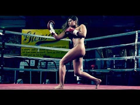 ESPN desnuda a la boxeadora mexicana Marlen Esparza