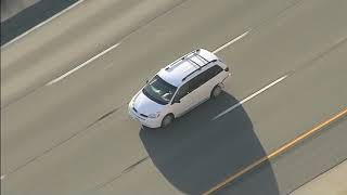 09/24/19: Toyota Sienna Loses Control! - Unedited