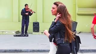 Luna Tu - Diva Mea - Alessandro Safina Violin Cover / Одесса, Дерибасовская, скрипка