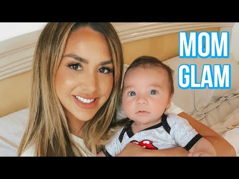 """BUSY MORNING MAKEUP 