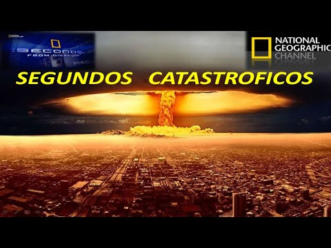 Nat Geo Segundos Catastróficos  La Bomba Atómica HD