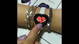 Женские смарт часы Fashion Smart Watch