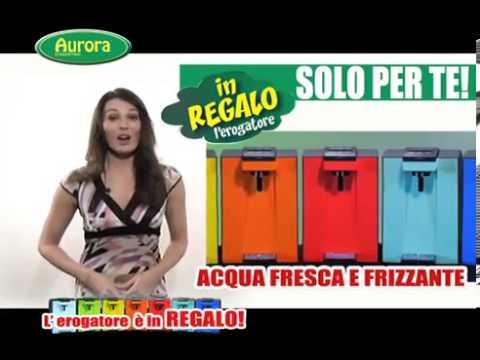 Materasso Piu Erogatore D Acqua Osmosi Aurora D Agostino Youtube
