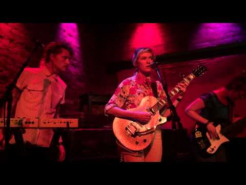 Strawberry Runners in NYC - Fall Tour 2015
