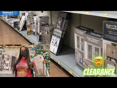 WALMART CLEARANCE SHOPPING/MEGA CLEARANCE/BATHROOM AND BEDROOM DEALS/CLEARANCE WALKTHROUGH