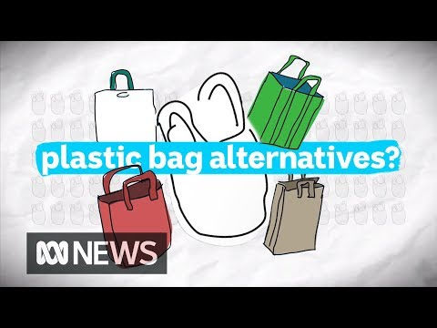 Coles backs down on plastic bag ban, will hand out thicker