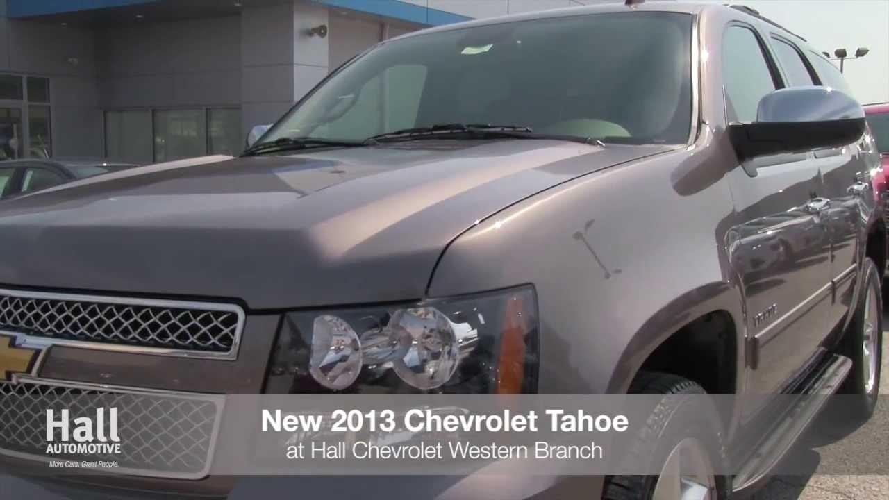 New 2013 Chevrolet Tahoe Video Tour VA   Chevy Dealer Chesapeake. Hall  Chevrolet Chesapeake