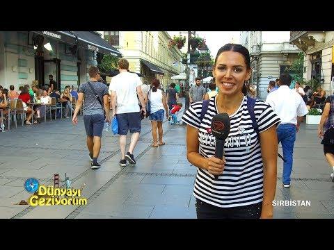 Dünyayı Geziyorum -  Sırbistan/Belgrad - 10 Eylül 2017
