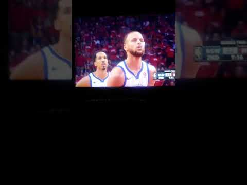 NBA playoff Game 5: Golden State Warriors at Houston Rockets...