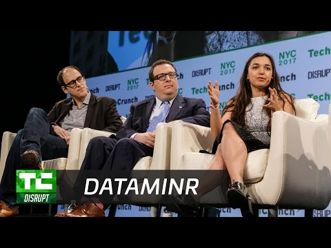 Crisis Alert! Dataminr and NYC Emergency Management | Disrupt NY 2017