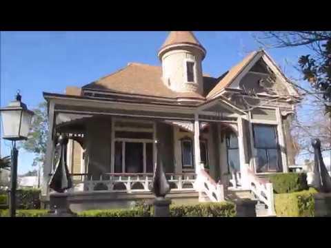 San Bernardino Heritage House First Jail Scary Houses 1890 1891 Spooky Tour Haunted Mansion Creepy