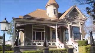 San Bernardino Heritage House First Jail Scary Houses 1890 1891 Spooky Tour Haunted Mansion Creepy