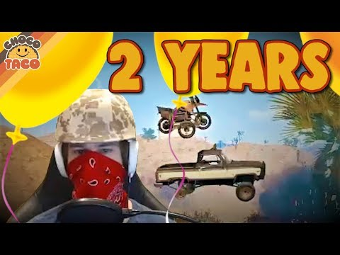 Congrats On 2 Years Of Streaming, ChocoTaco!