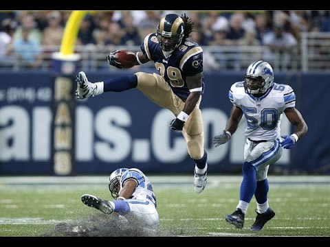 "Steven Jackson ""The Greatest"" Ultimate Rams Career Highlights"