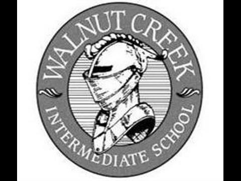 2013 Walnut Creek Intermediate Spring Concert - Cadet Band - African Festival