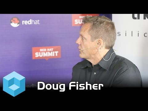 Doug Fisher  Red Hat Summit 2015  theCUBE
