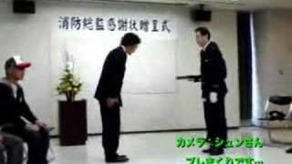 ヨッTV!! KZ表彰編 江戸川区のスーパーヒーロー表彰式です.