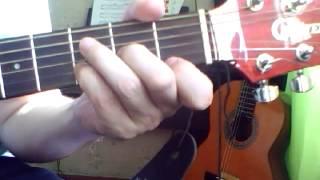 Никого не будет в доме (Ирония судьбы) Аккорды на гитаре, разбор
