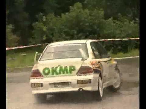 Ceci Gas production - Team Droandi - rally Bohemia 2005