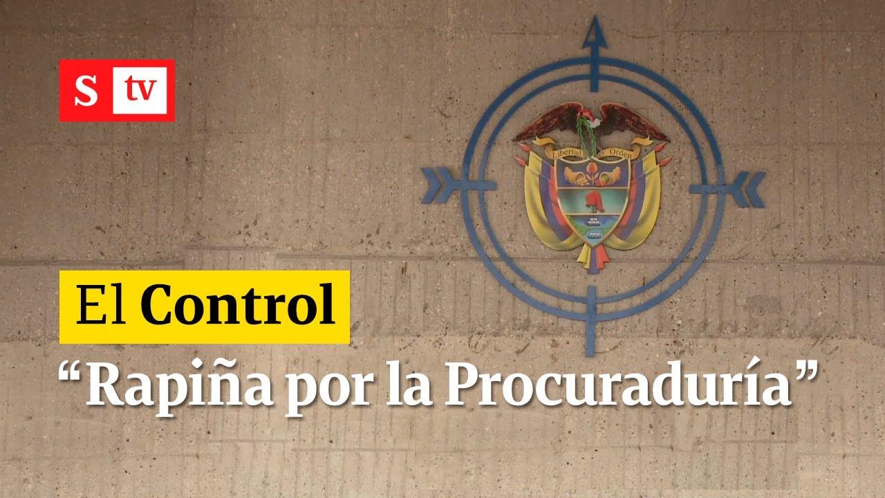 Los candidatos de Edgardo Maya Villazón en la 'rapiña por la Procuraduría'