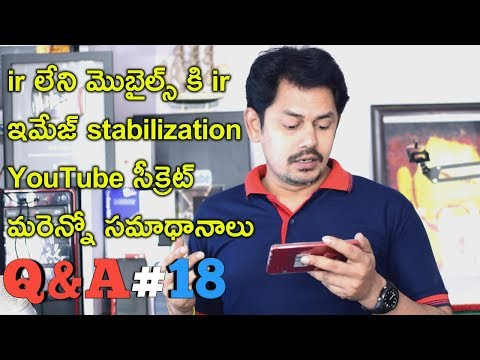 Nanis Question and Answer 18 ( Q&A#18 ) in Telugu Tech-Logic