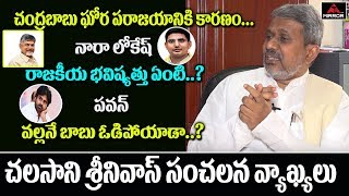 Senior Leader Chalasani Srinivas Rao About YS Jagan Grand Victory | AP Politics | Mirror TV