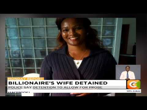 Wife Of Missing Dutch Billionaire Detained