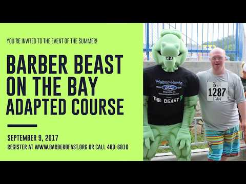 2017 Beast on the Bay Adapted Course