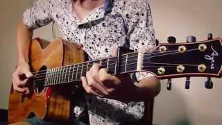 久石讓 [Summer] 菊次郎的夏天主題曲 阿隆老師吉他演奏 (FingerStyle No.52)