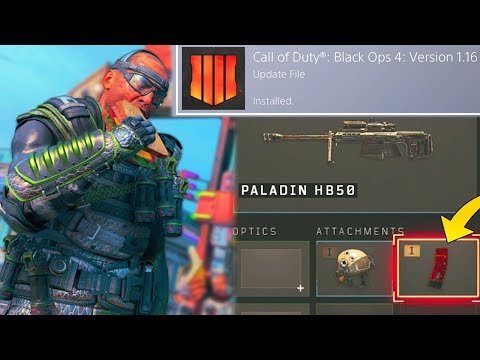 Everything We Know About The 1.16 Update In Black Ops 4! (Barebones Mode, Weapon Tuning, & More)