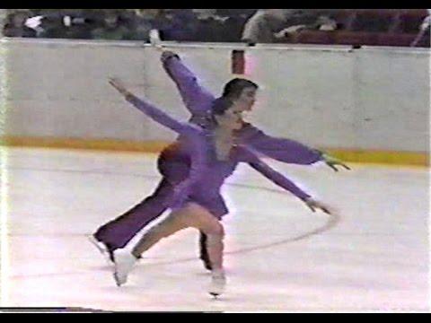 Babilonia & Gardner - 1977 U.S. Figure Skating Championships - Long Program