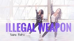 ILLEGAL WEAPON ll Jasmine Sandlas and Garry Sandhu ll Naina Batra Choreo ft. Radhika Kalra