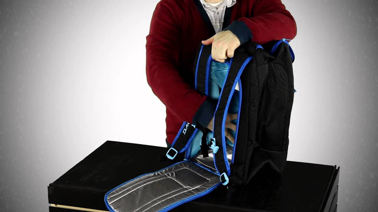 Dakine Boot Pack 50L Ski Boot Bag 2015 - YouTube ab89a81a7b