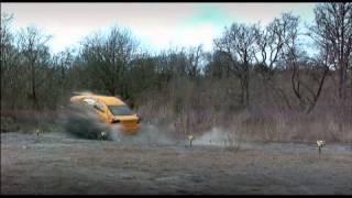 Crash Test Volvo S60 - Simulação de Despiste