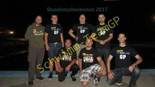 Stundenschwimmen 20:17 - Der Weg zum Pokal - Ergebnis Garten-Productions Schwimm-Team Dokumentation