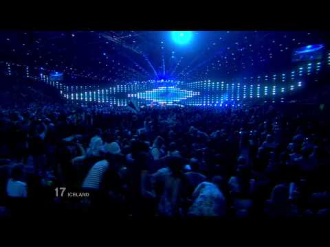 HD HDTV ICELAND ESC Eurovision Song Contest 2010 1st semifinal LIVE Hera Björk Je Ne Sais Quoi