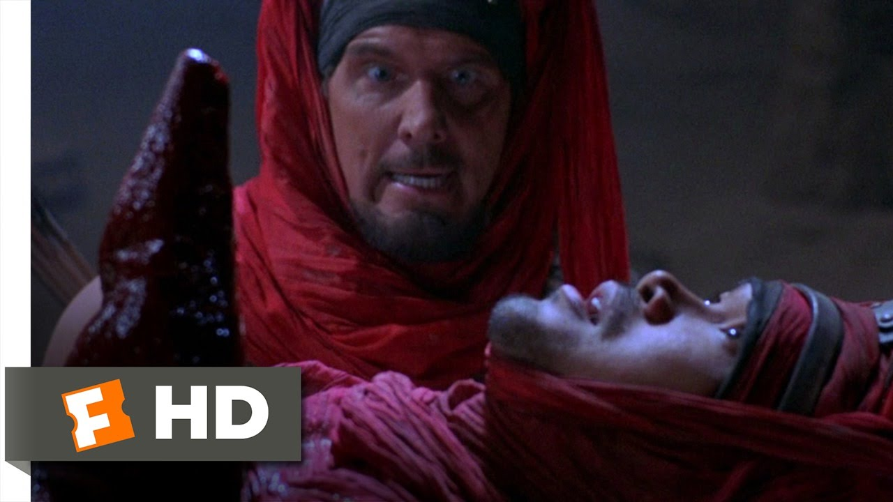 Download The Scorpion King (5/9) Movie CLIP - Soldiers in the Cave (2002) HD