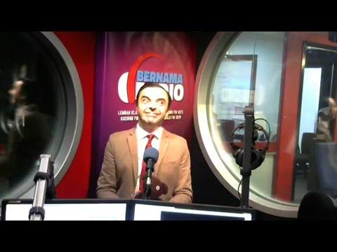 Viral Mr Bean Malaysia Buat Penyampai Radio Tidak Berhenti Ketawa Semasa Di Temuramah!