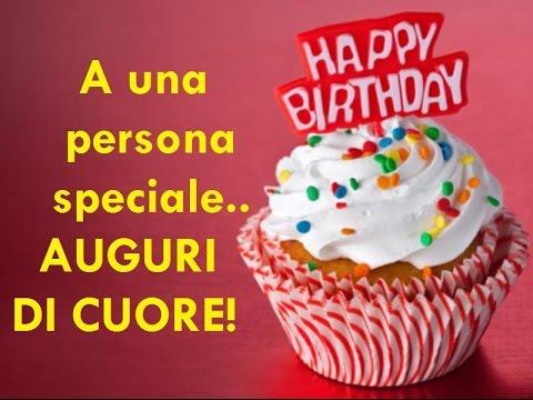 Tanti Auguri Di Buon Compleanno Un Anno In Più Happy Birthday