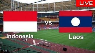 Jadwal Streaming Indonesia U23 Vs Laos U23 Asian Games 2018